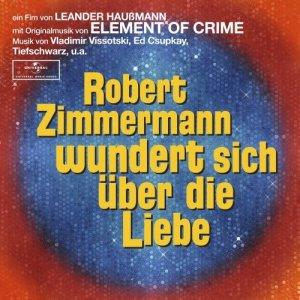 18 SCHEIBEN TC Element of Crime - Soundtrack Robert Zimmermann