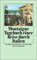 Cover Montaigne Tagebuch
