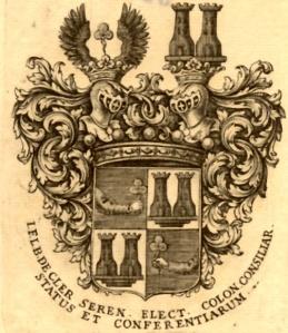 Wappen de Claer