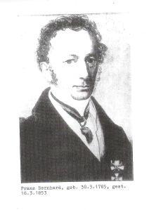 26 RECHT HISTORISCH Franz Bernhard de Claer