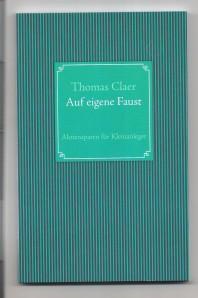 Cover TC Auf eigene Faust