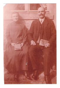 Georg u. Wilhelmine Claer