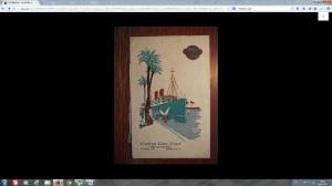Katalog Friedrich Claer Koffer und Lederwaren Erfurt ca. 1930